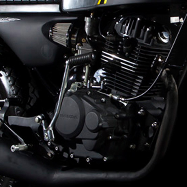 Smoked Garage | BBG Cafe Racer